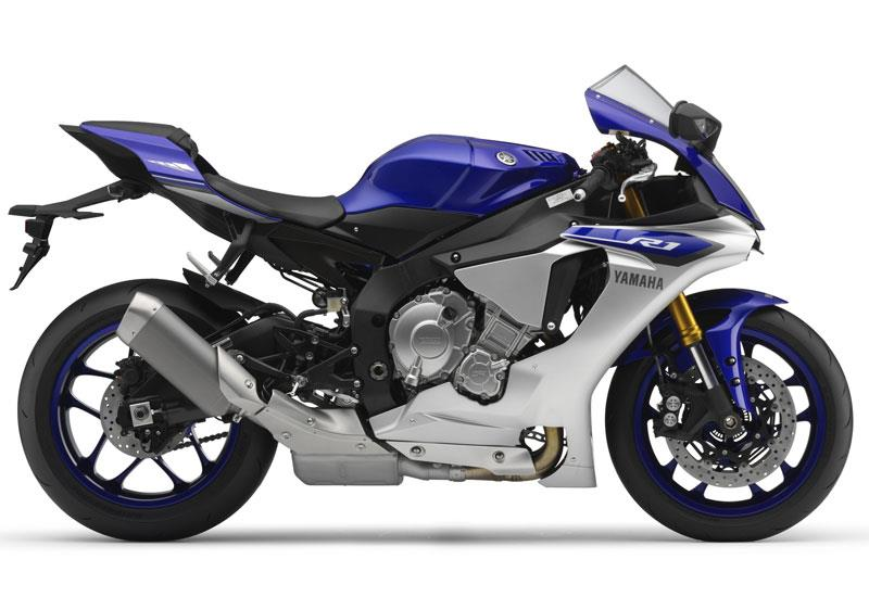 YAMAHA R1 (2015-on) Review | MCN
