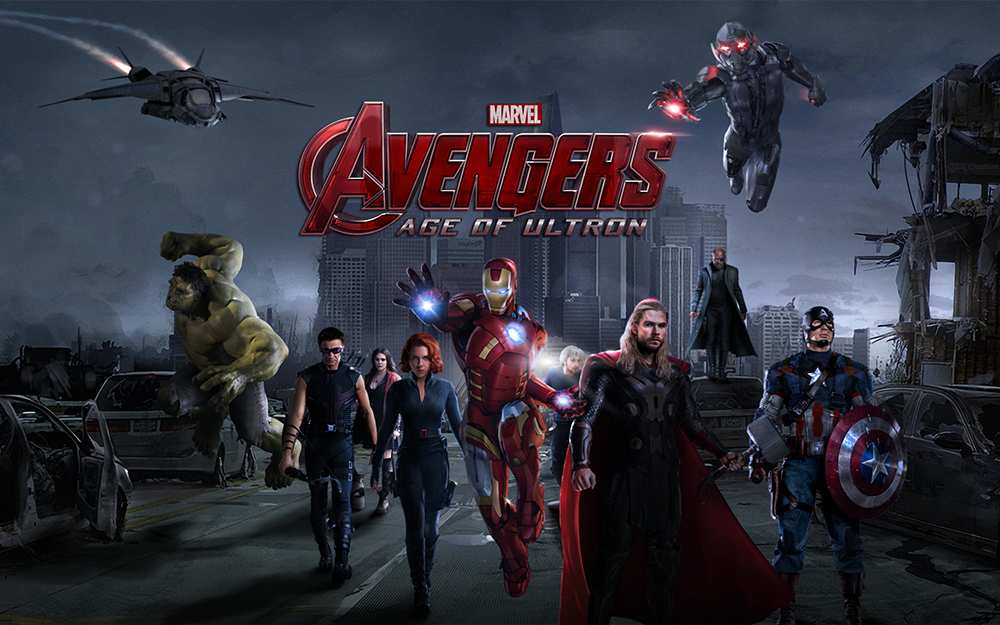 Avengers Age of Ultron