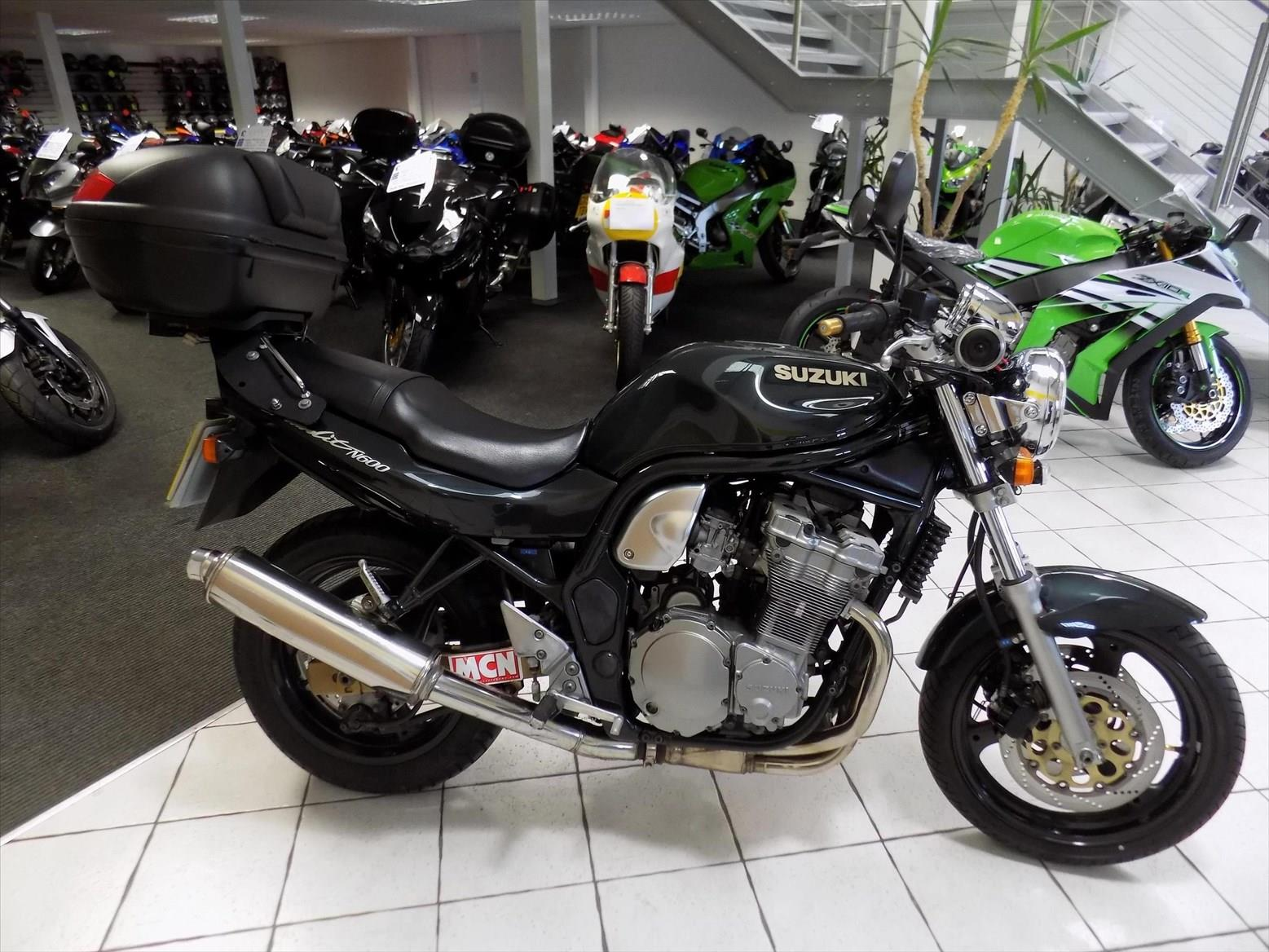 Bike of the Day: Suzuki Bandit 600 | MCN
