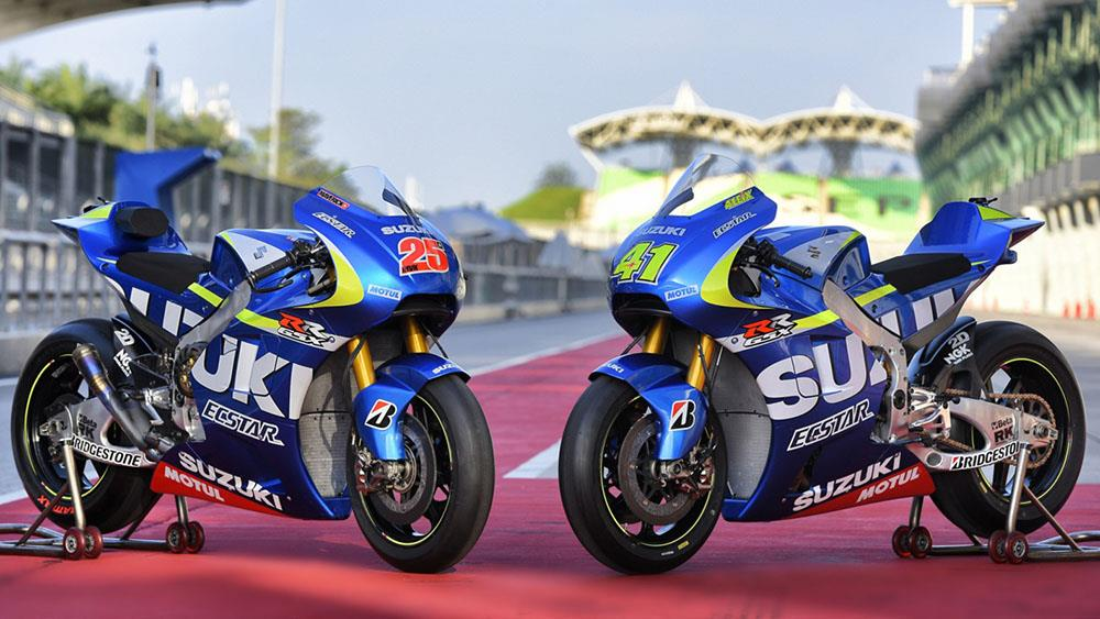 Suzuki to test race ready bike at Qatar | MCN