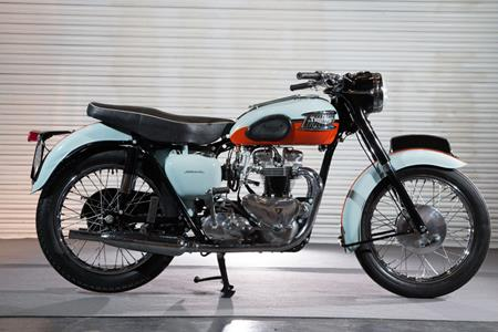 60 Greatest Bikes: Triumph T120 Bonneville