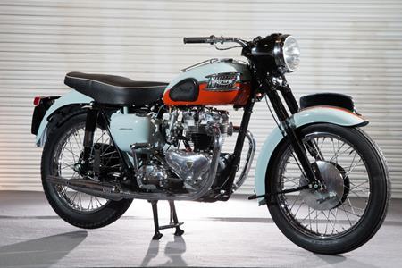 60 Greatest Bikes Triumph T120 Bonneville