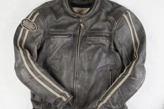 Product Review: Richa Retro Racing leather jacket | MCN