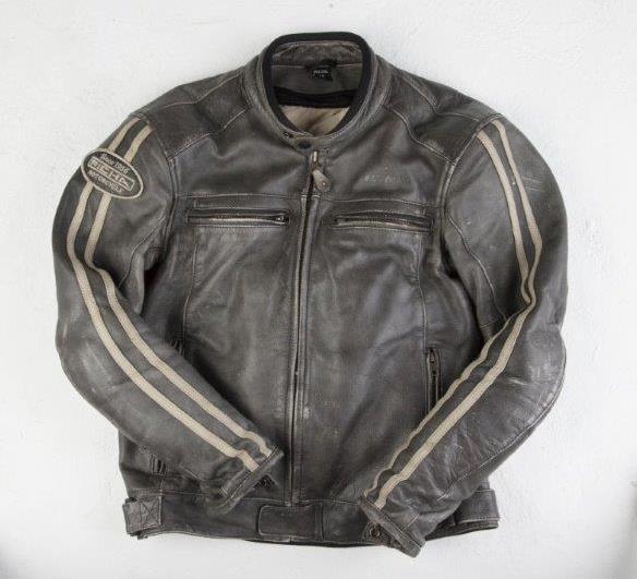 Retro Leather Motorcycle Jackets