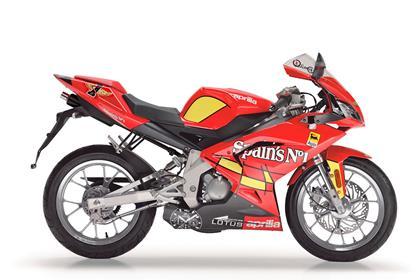 APRILIA RS50  (2006-on)