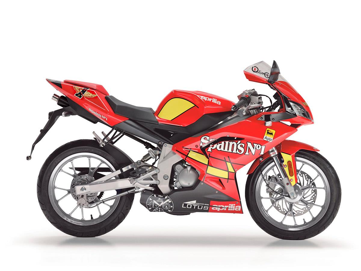 APRILIA RS50 (2006-on) Review | MCN