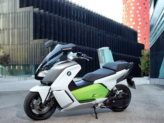 BMW C EVOLUTION  (2014-on)