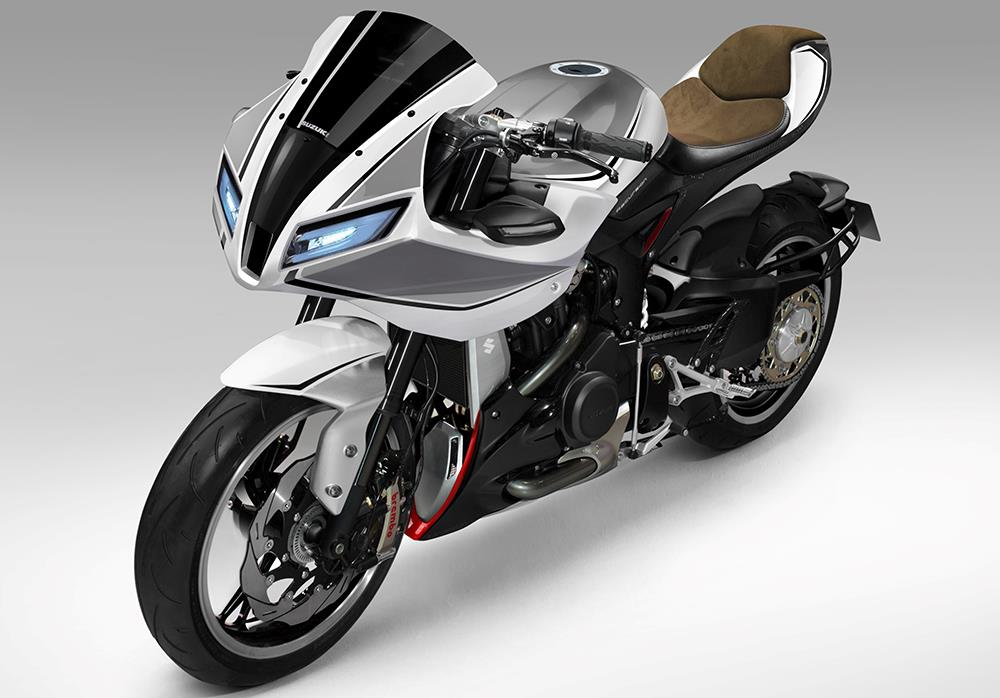 Would You Take The Plunge If Suzuki Release Their 600cc Turbo