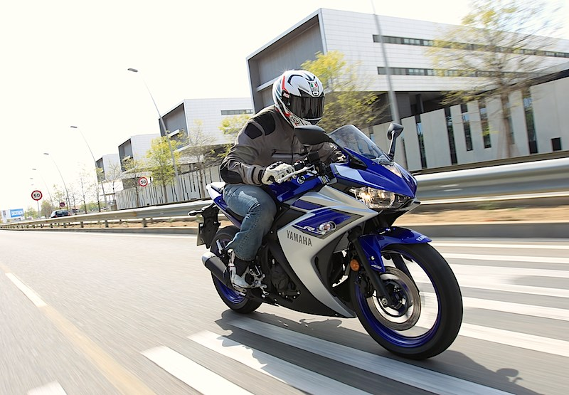 Yamaha R3 2015 On Review Mcn