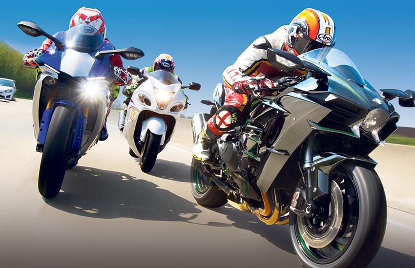 New MCN April 28: Unleashed! H2 v R1 v Busa | MCN