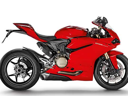 DUCATI 1299 PANIGALE  (2015-on)