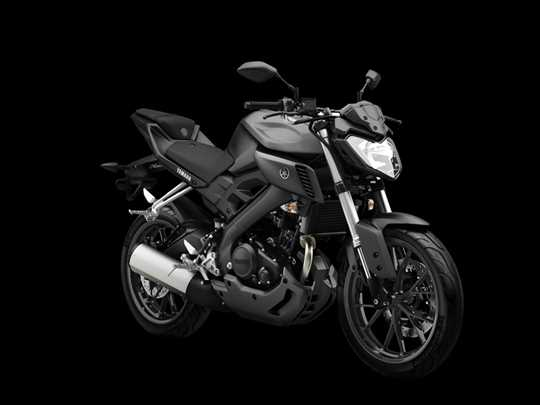 YAMAHA MT-125  (2014-on)