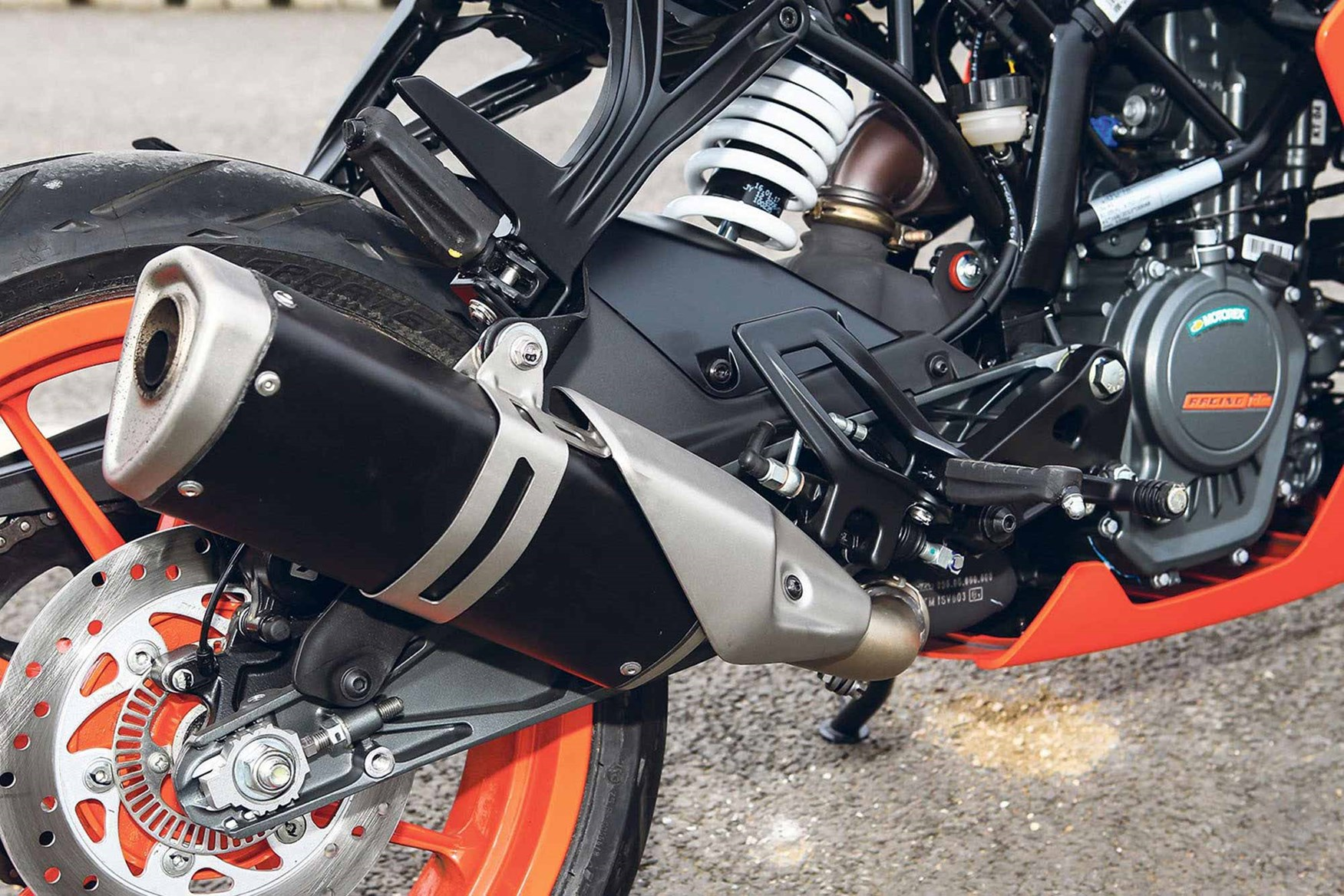 KTM RC125 (2014-on) Review   Owner & Expert Ratings   MCN