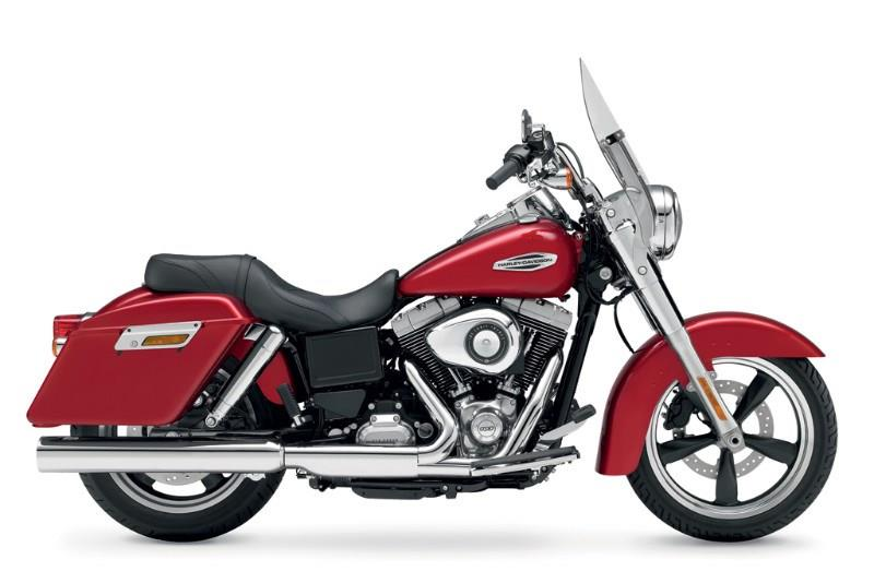 HARLEY-DAVIDSON SWITCHBACK (2012-on) Motorcycle Review | MCN