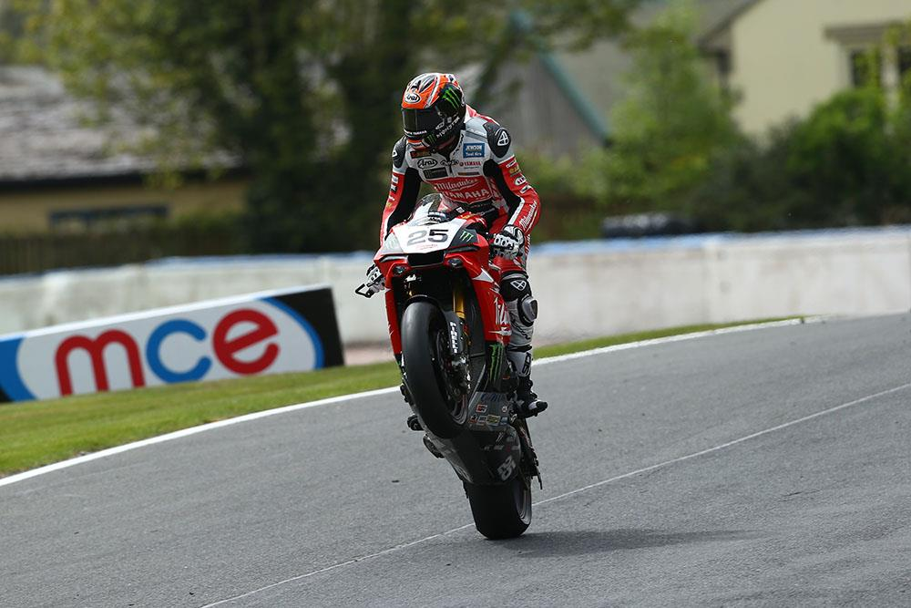 Brookes pleased with R1 development after double podium