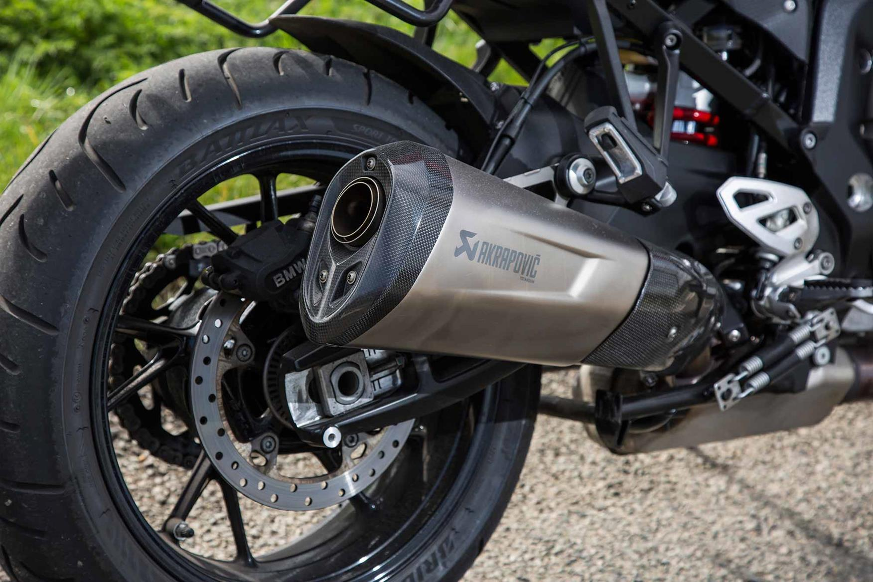 BMW S1000XR (2015-on) Review
