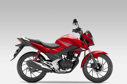 HONDA CB125F  (2015-on)