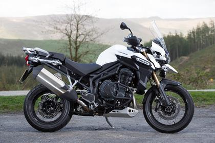 TRIUMPH TIGER 1200 EXPLORER  (2012-2015)