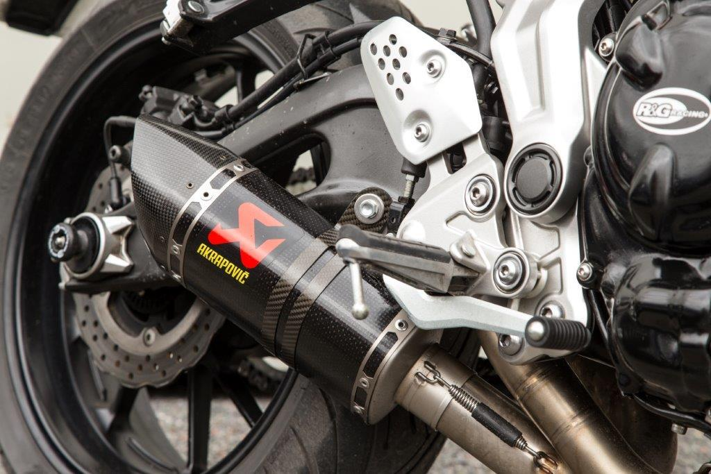 Product Review: Akrapovic Racing Line Carbon exhaust