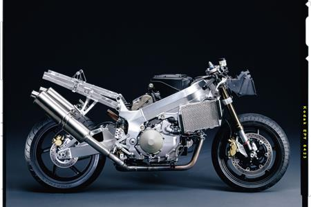 19 January 2000: Honda VTR1000 SP1 RC51 - the first test