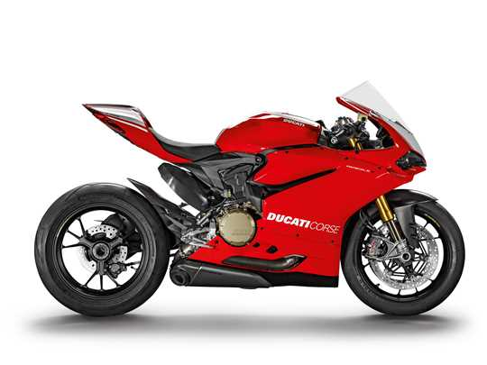 DUCATI 1199 PANIGALE R  (2015-on)