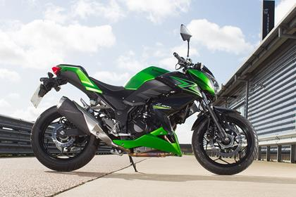 KAWASAKI Z300  (2015-on)