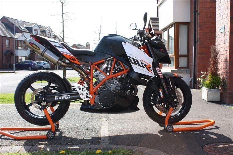 Bike of the Day: KTM 990 Superduke R | MCN