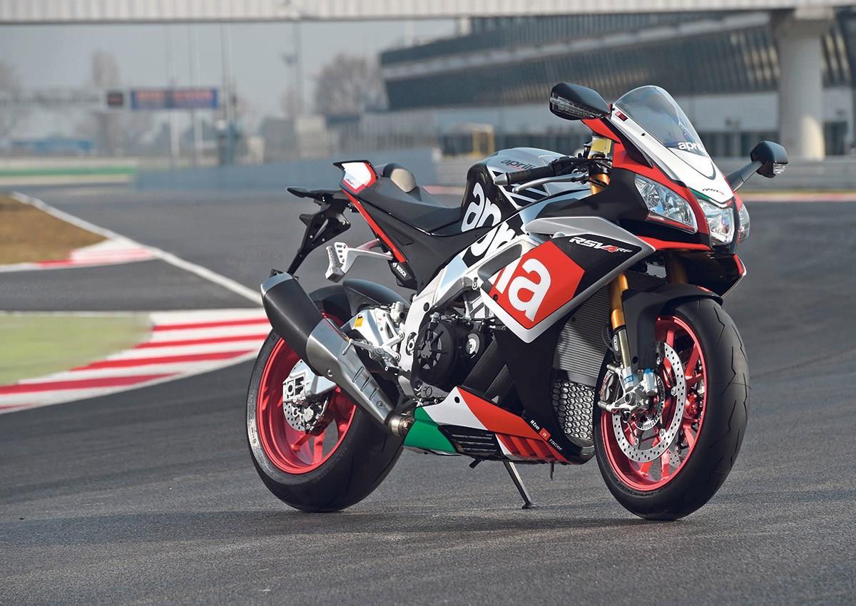aprilia and moto guzzi test rides available with moto live tour | mcn