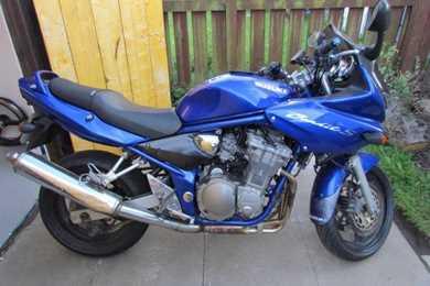 London Suzuki Bandits For Sale