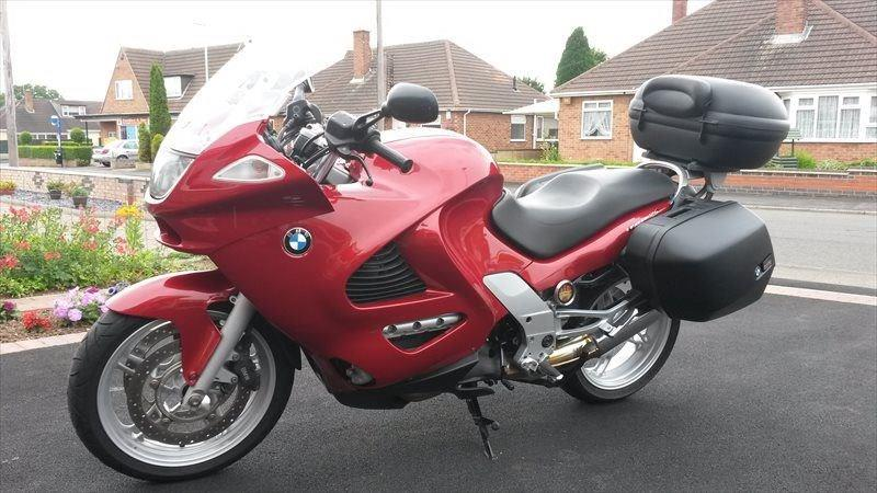 Bike of the Day: BMW K1200RS