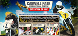 Cadwell Classic returns on July 25-26