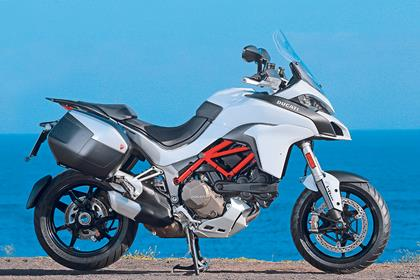 DUCATI MULTISTRADA 1200S  (2015-on)
