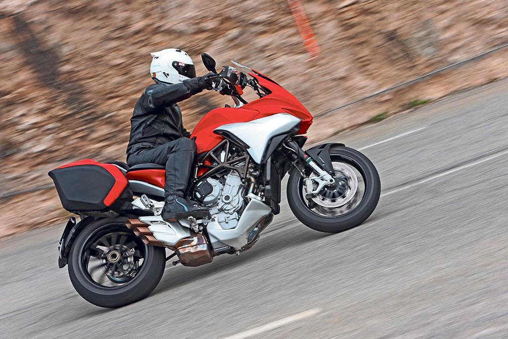 mv-agusta turismo veloce 800 (2015-on) review | mcn
