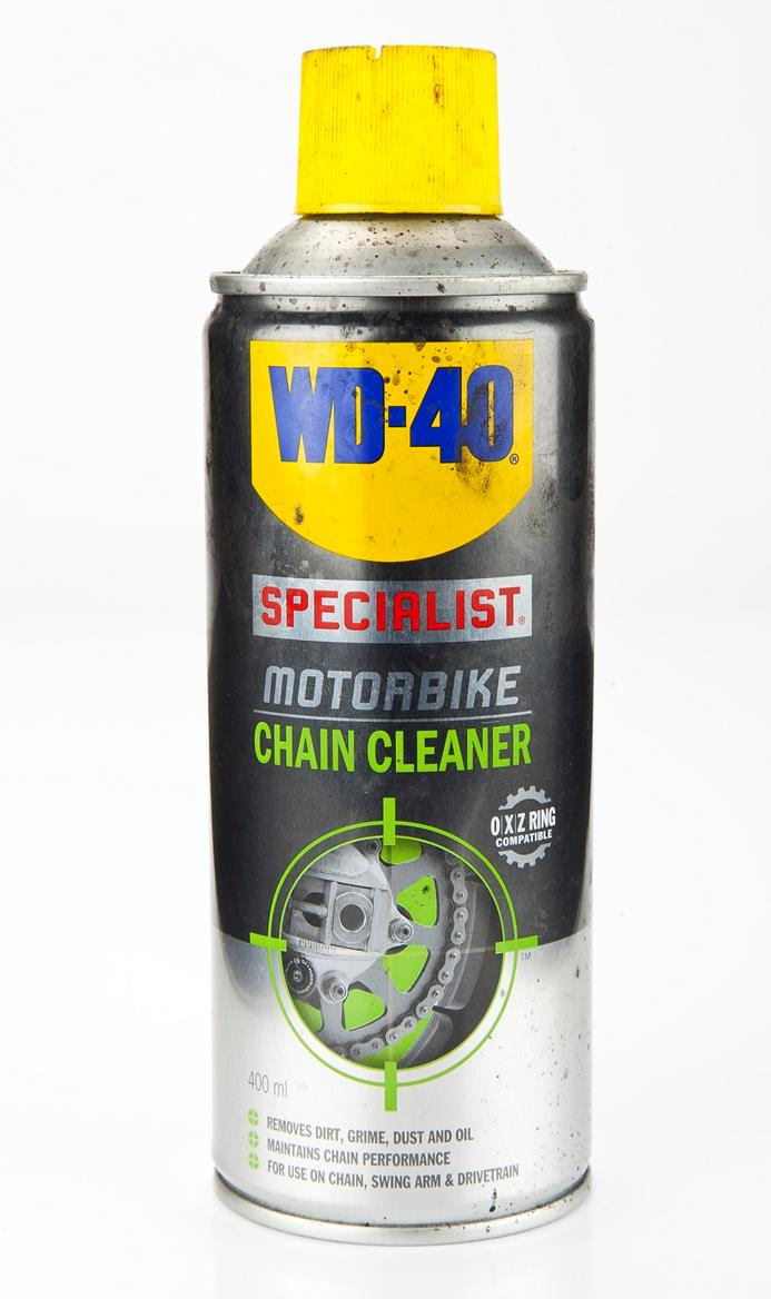 Product Review Wd40 Chain Cleaner