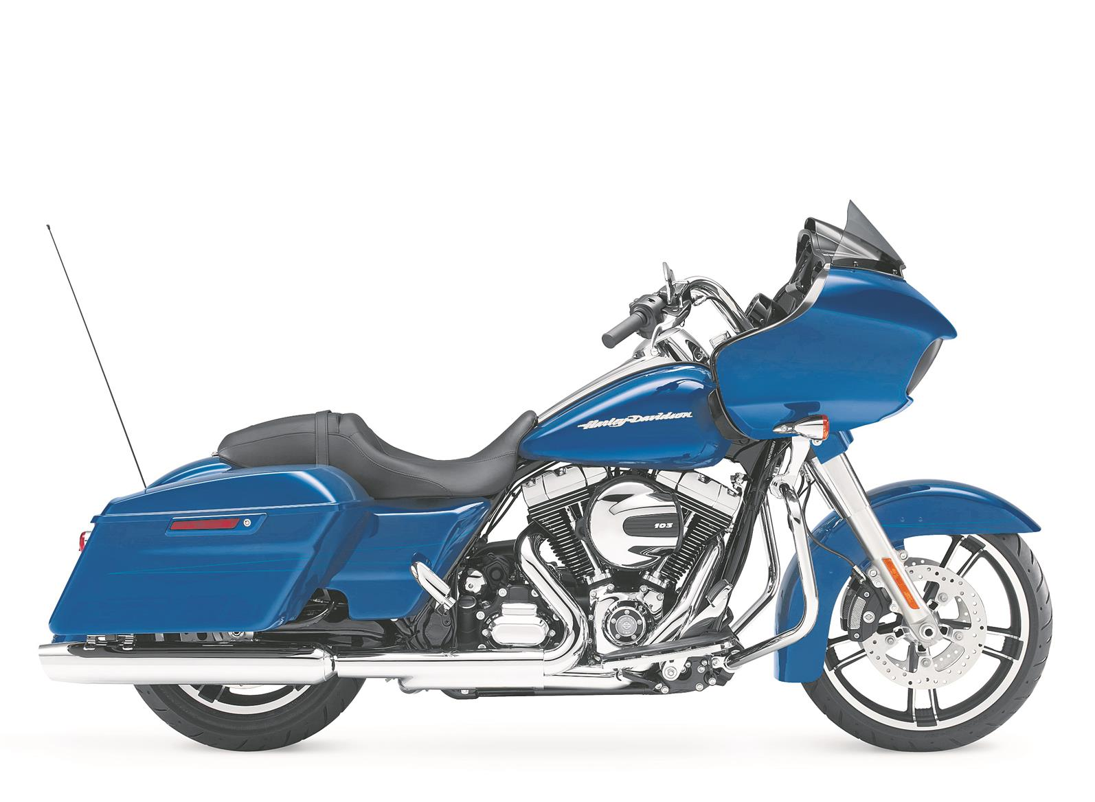 HARLEY-DAVIDSON ROAD GLIDE SPECIAL (2015-on) Review | MCN