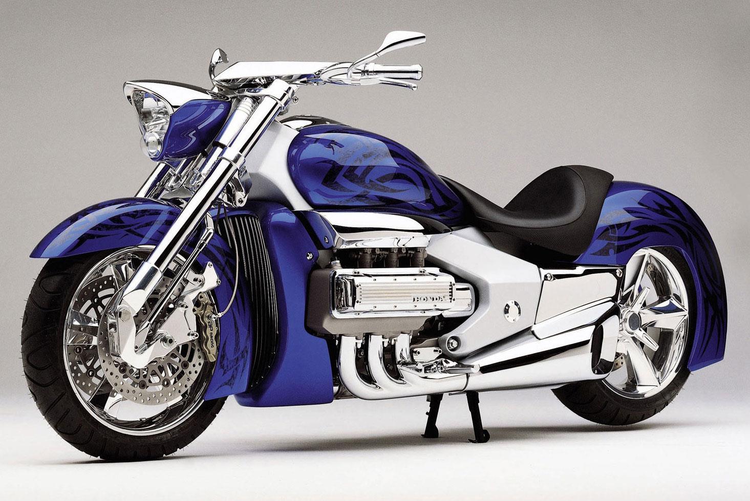 Classic or crusher? Honda Rune | MCN
