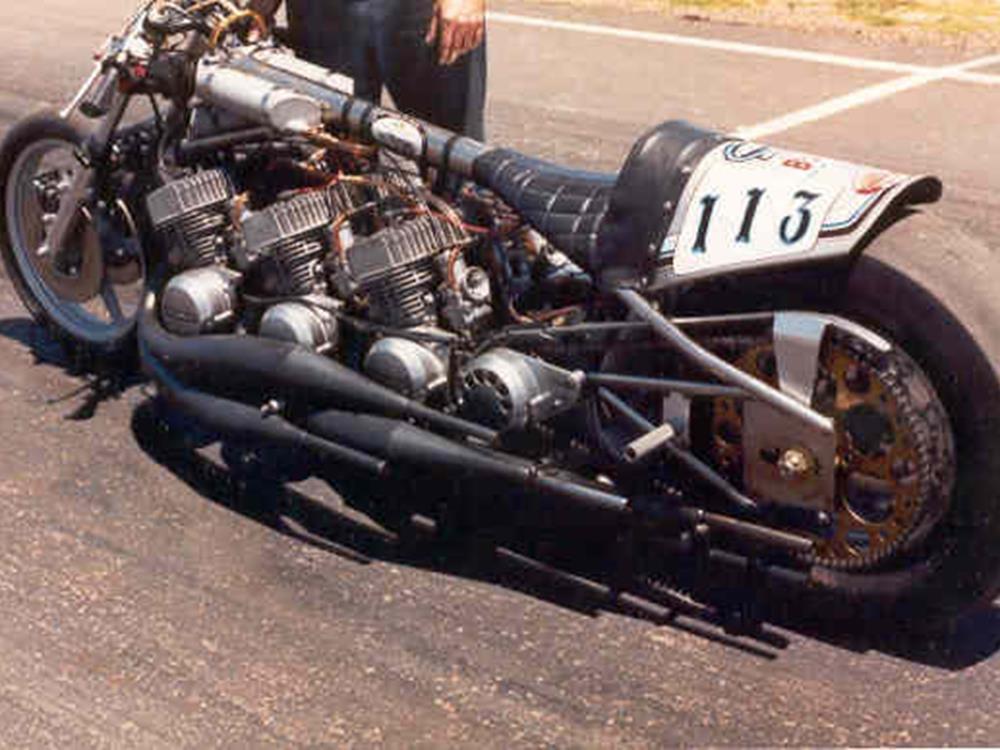Picture Story Big Bad Boris Will See Your Kawasaki H2 And Raise