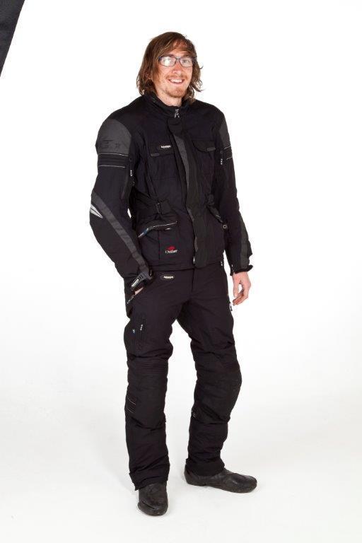 Halvarssons police jacket