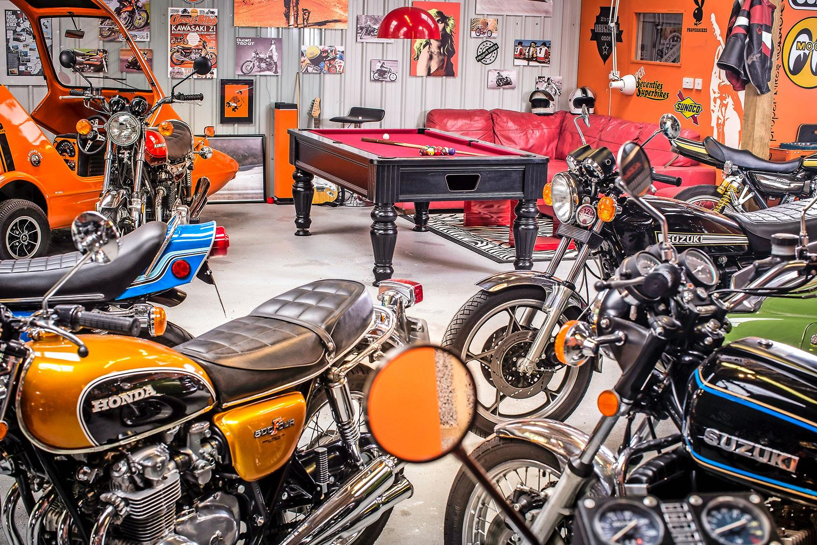 Inside The Ultimate 70s Man Cave Help Yourself To Fondue