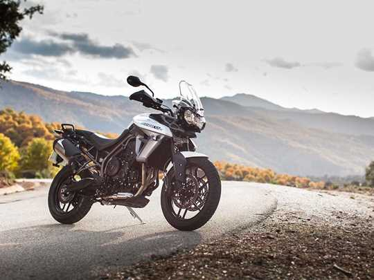 TRIUMPH TIGER 800 XR  (2015-on)