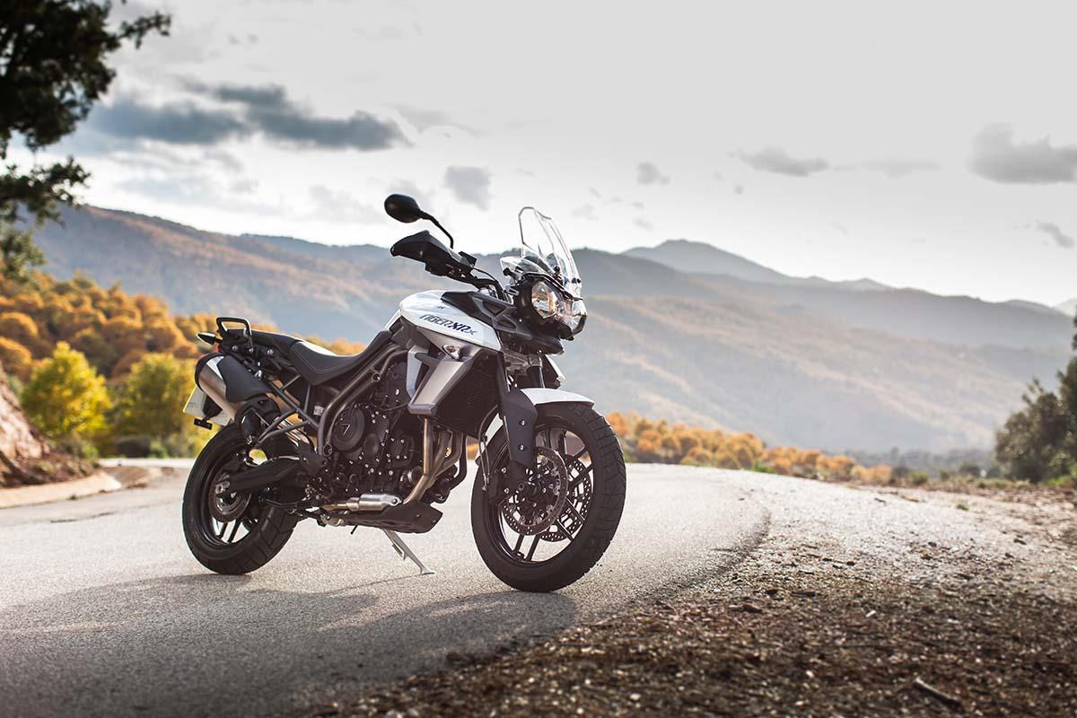 Triumph Tiger 800 Xr 2015 On Review Specs Prices Mcn