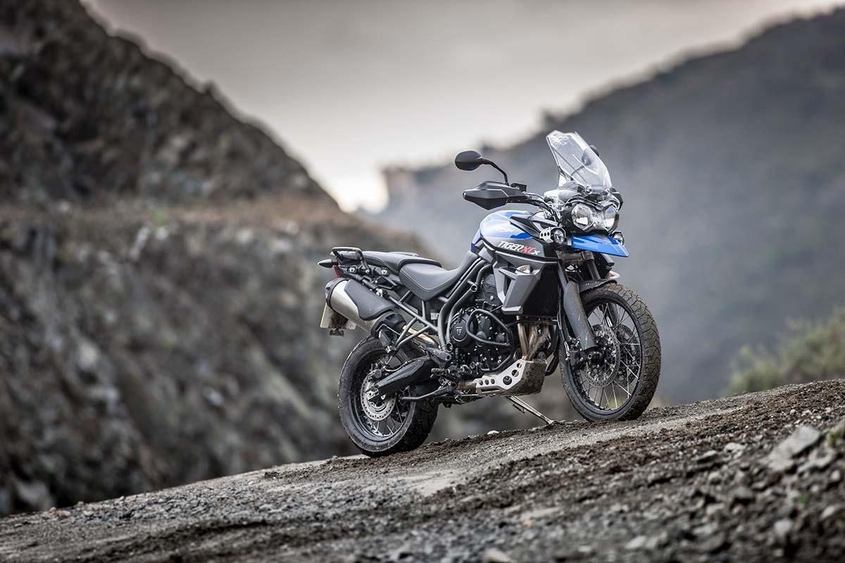Triumph Tiger 800 Xc 2015 On Review Specs Prices Mcn