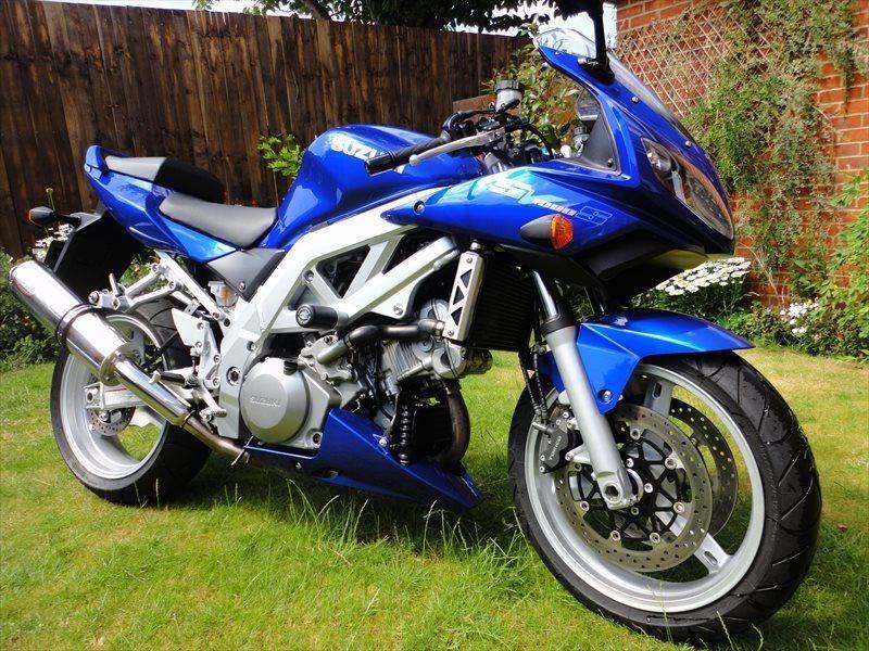 Bike of the Day: Suzuki SV1000 | MCN