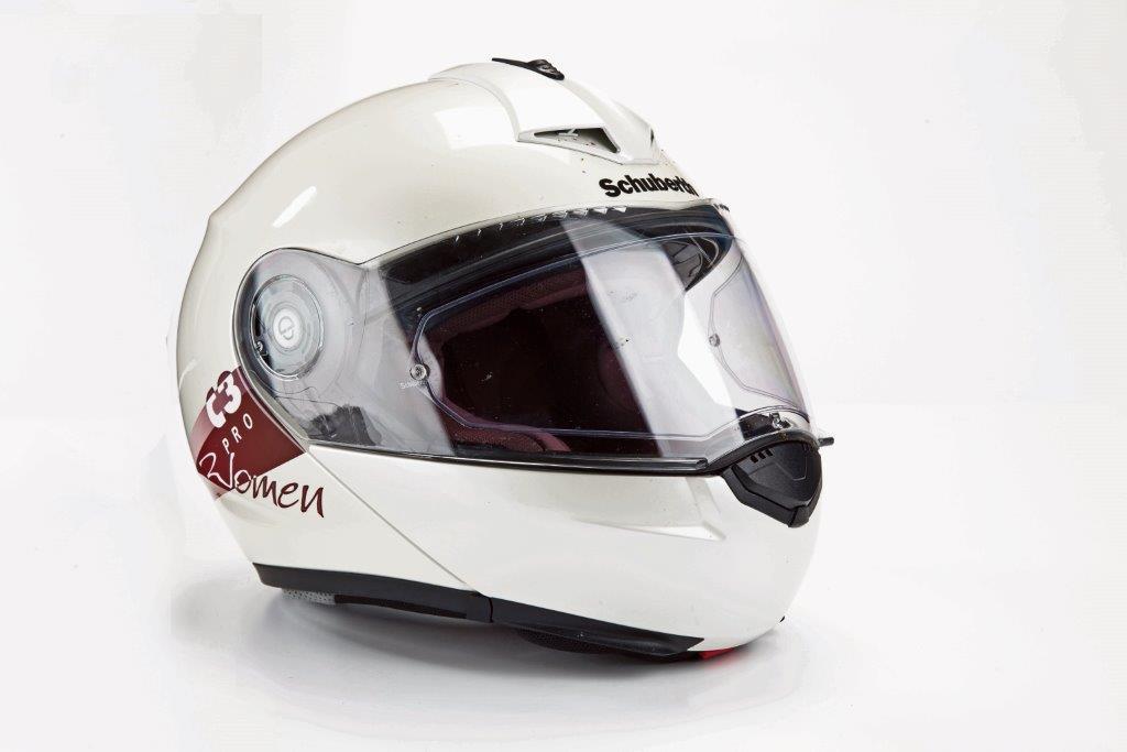 Product review: schuberth c3 pro helmet.