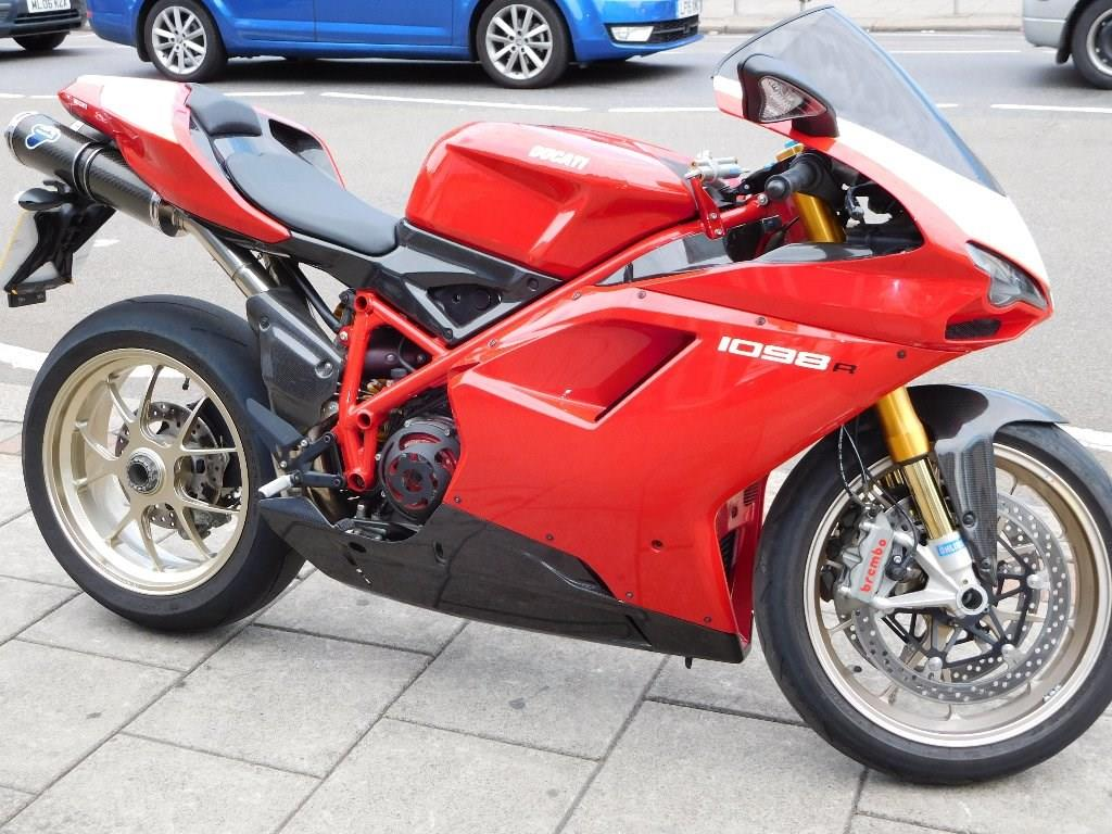 Bike of the Day: Ducati 1098R | MCN