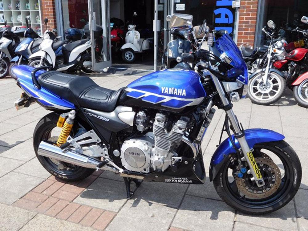 Bike Of The Day Yamaha XJR1300