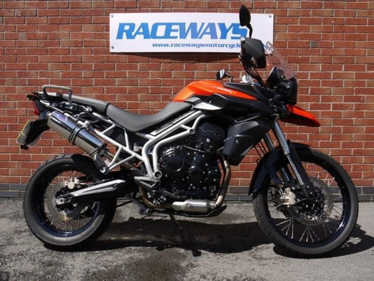 Bike of the Day: Triumph Tiger 800 XC | MCN