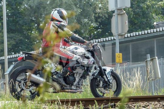 ktm parallel twin 800 spied | mcn