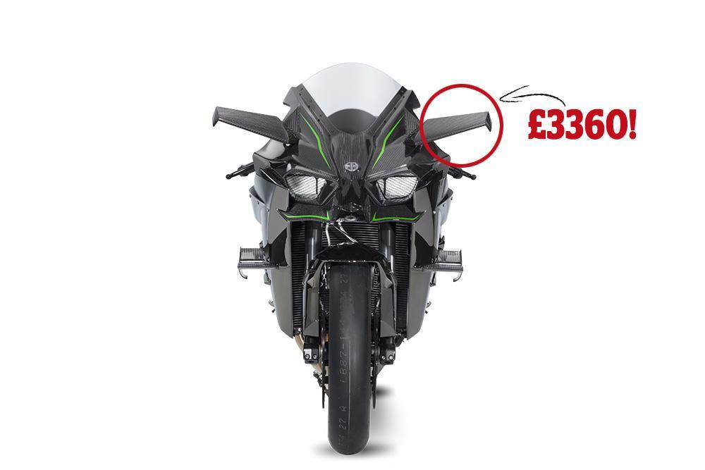 7 Kawasakis For Less Than An H2rs Wing