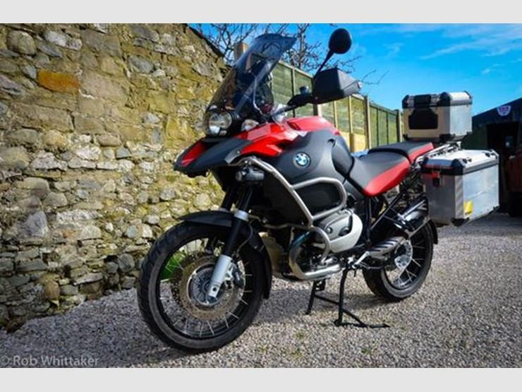 Bike of the Day: BMW R1200GS Adventure | MCN